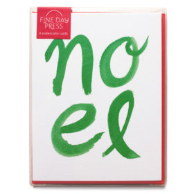 Christmas card, Noel, Box Set