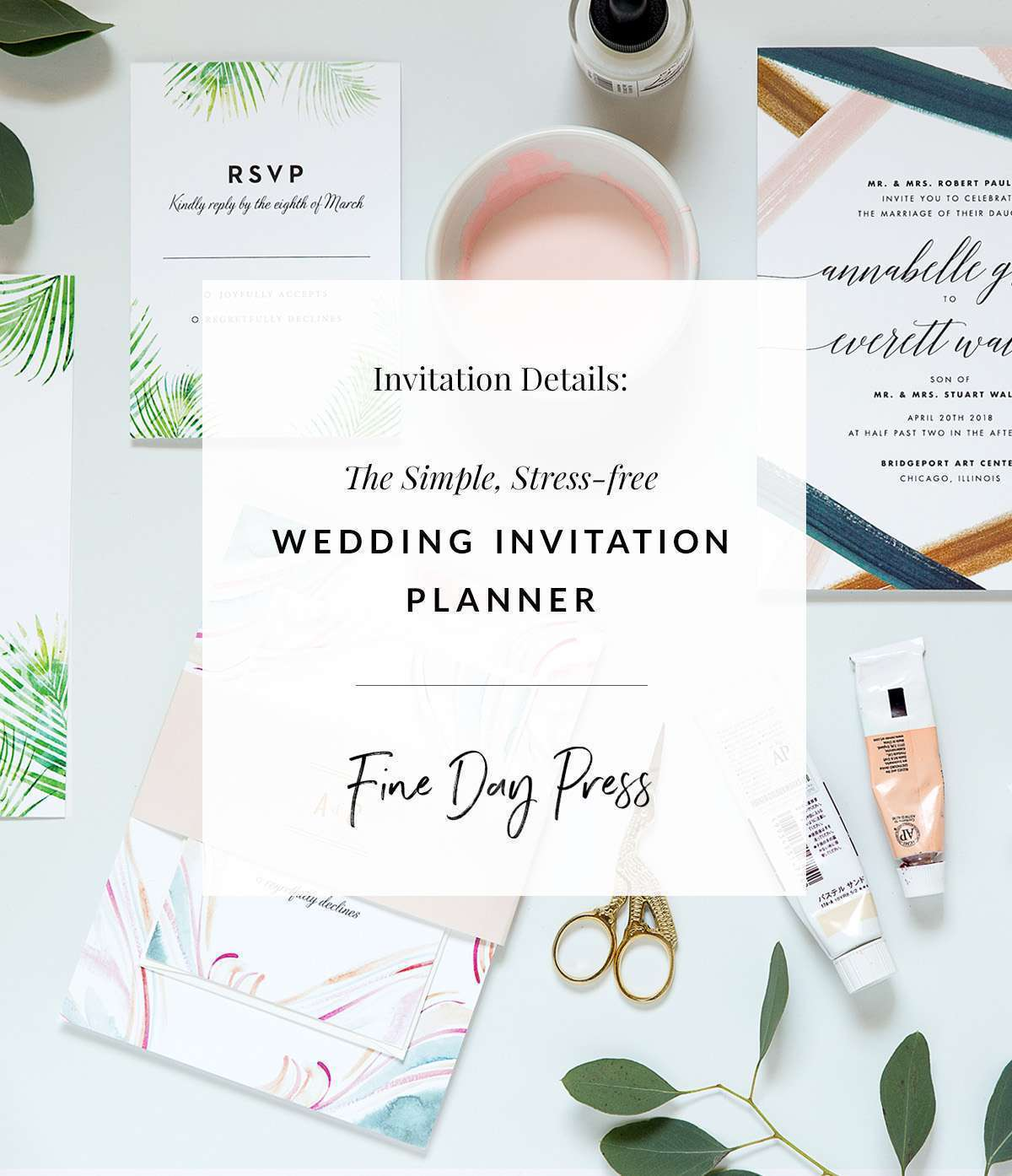 Story Guide To Wedding Invitation Wording: It's Here! Our Essential Guide To Wedding Invitations